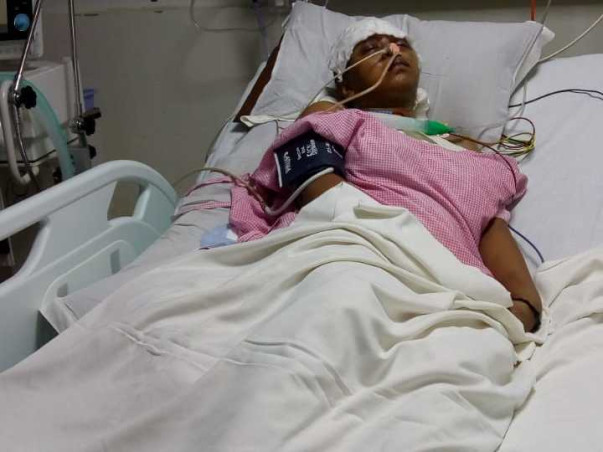 HELP MY WIFE ASWINI TO FIGHT WITH TRAUMATIC BRAIN INJURY