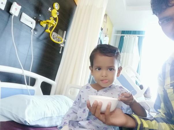 Help My Son fight Acute lymphoblastic leukemia