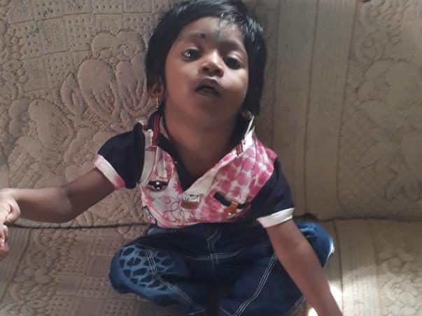 Help Arya Fight Multiple Metabolic Birth Defects