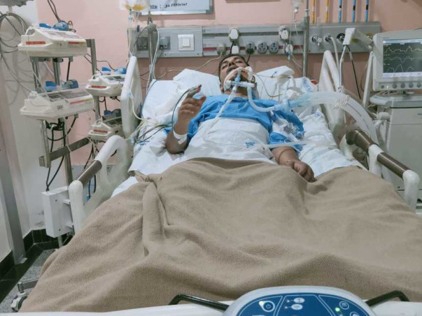 Please Help Satyabrata Recover From Cancer