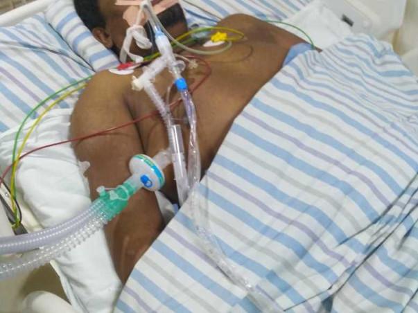 Support Mrs. Sumathi B recover from Traumatic brain injury
