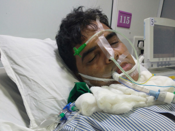 Help My Husband Nilesh Fight Brain Haemorrhage