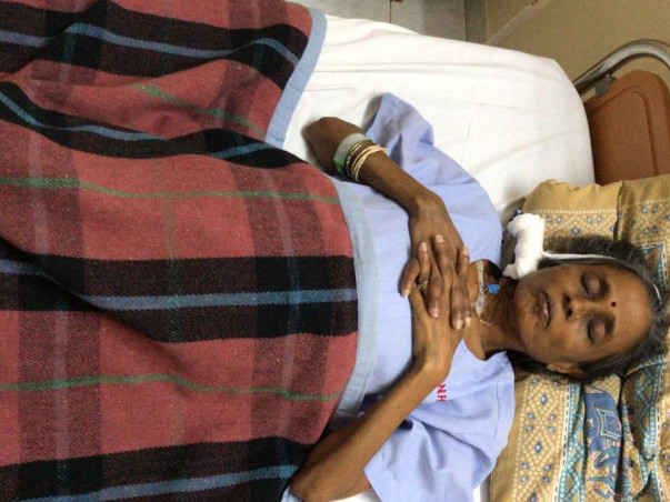 Help My Mother-in-law Fight Chronic Liver Disease