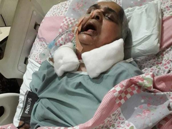 Support Usha Uttambahi Patel Recover From Road Traffic Accident