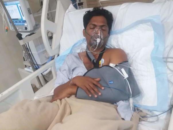 Help my friend Kanhu recover from polytrauma