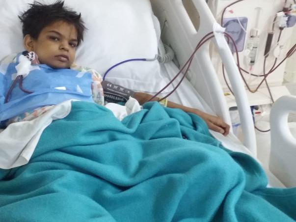 Help My Son Undergo A Kidney Transplant