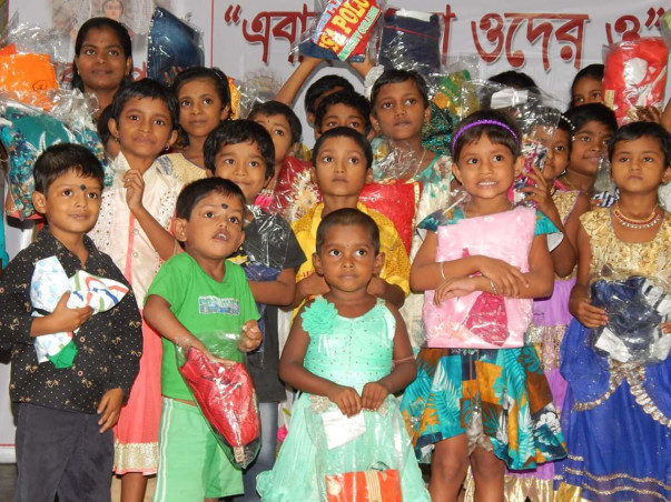 Please Help For Giving Tribal Children New Dress