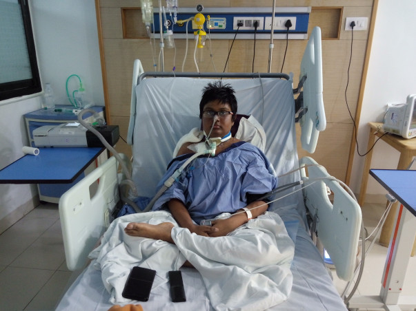 Kindly help me to collect funds for my recovery post lung transplant