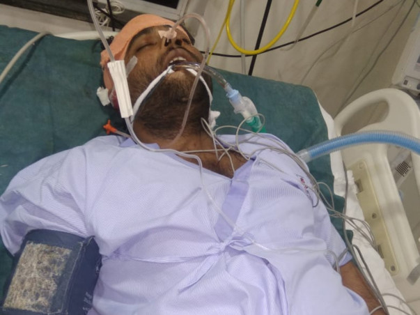 Support Dheerndar Recover From Accident