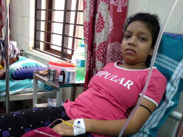 Support Tithi Mandal Recover From Bone Marrow Cancer