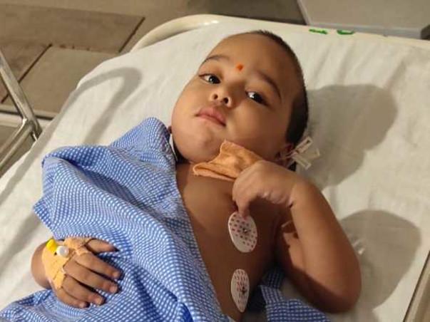 Help My Son Fight Leukemia