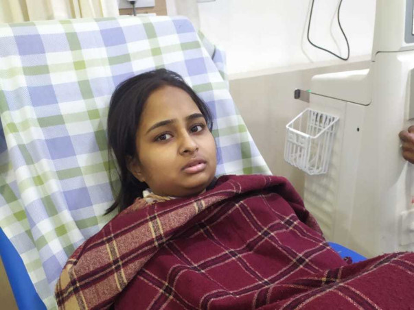 Support Tanushree chaterjee recover from Kidney failure