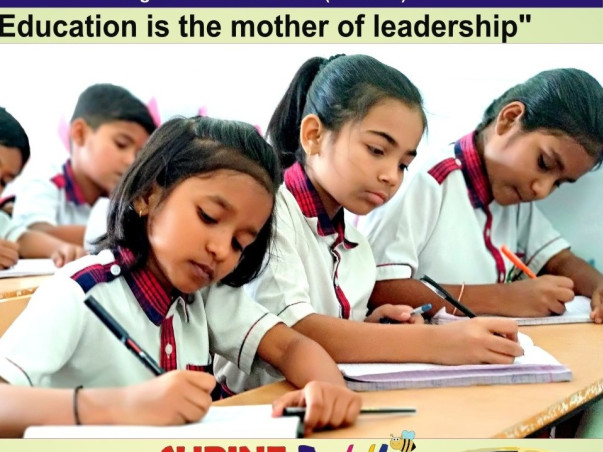 We need support for Betterment of education !