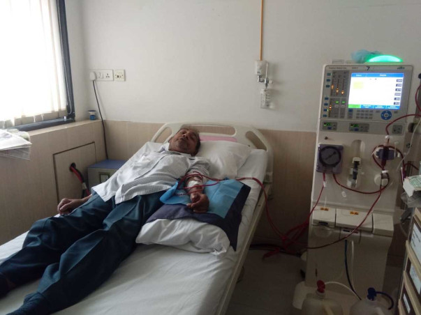 Support Samit Mukherjee Recover From Kidney Failure