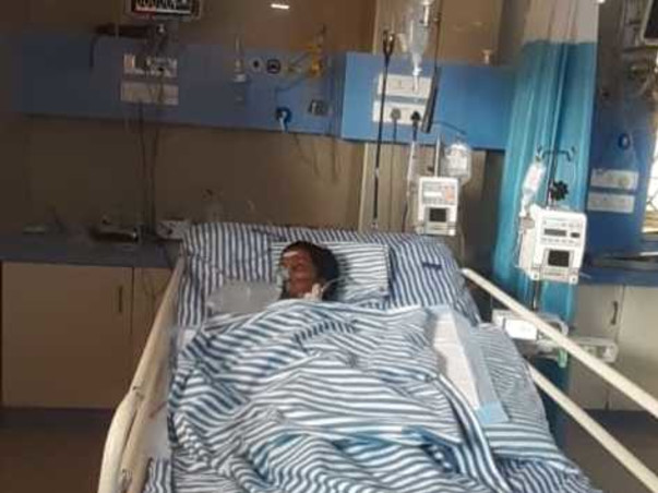 Help Sanjith To Fight ANEC (Brain fever)