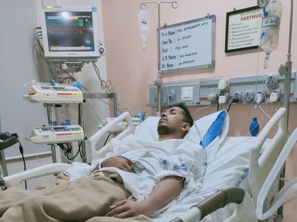 Please Help Satyabrata Fight Blood Cancer