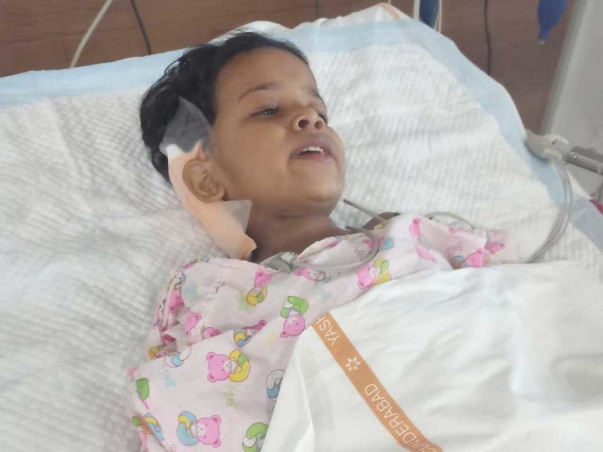 Support Bhumika To Recover From Brain Tumor
