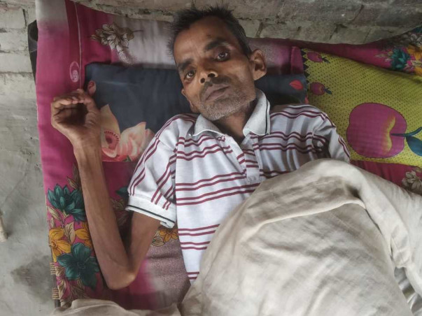 39 Year-old Farmer Need Your Help To Fight Acute Liver Failure