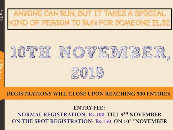 Tessrunn 4.0 - A Fundraiser Marathon for Orphans