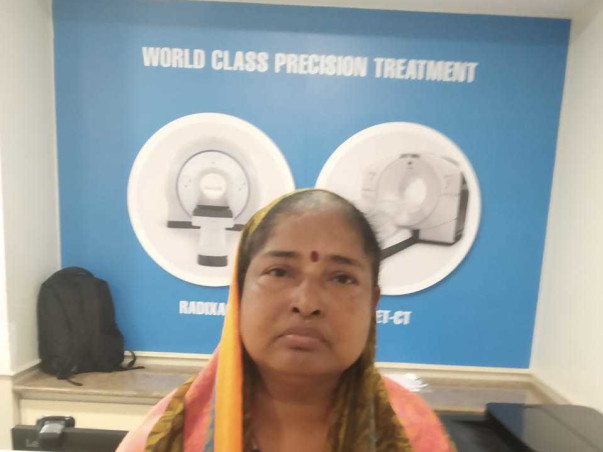 Help Shubhashree Mohanty To Fight Cancer Spread Across Whole Body