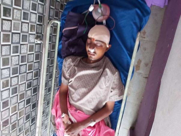 Support Ajmeera Babu To Recover from injuries!.