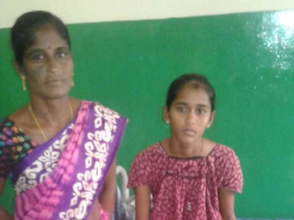 Support Penke Nagalakshmi Fight From Bone Cancer