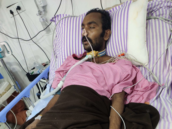 Help Nagarju Recover From Dangerous Accident