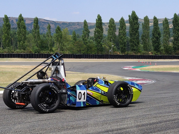 STES Racing - Formula SAE Team
