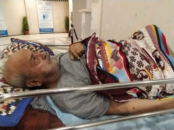 Help Krishan Lal Fight His Deadly Ailment