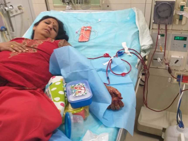 Anamika Is Struggling With Renal Failure, Help Her
