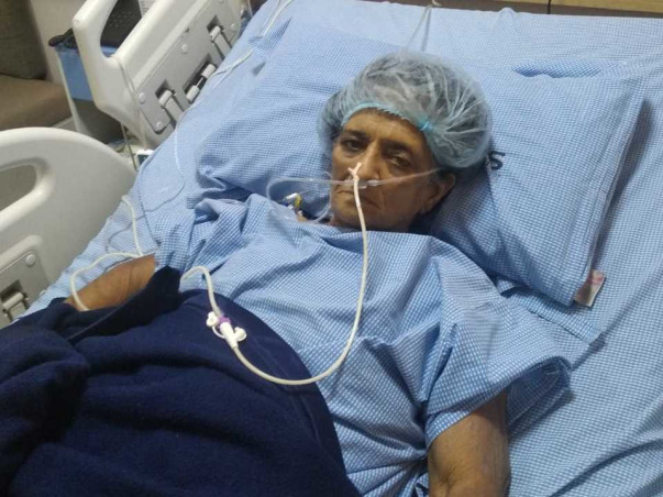 Help My Mother Fight Liver Cancer
