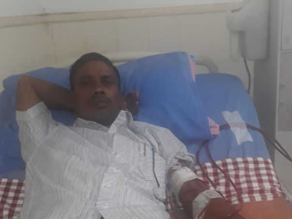 Support Shambu Recover From Kidney Failure