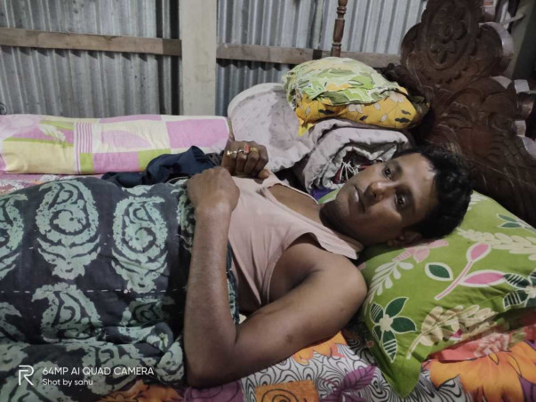 Tapan Saha Is Struggling With Stomach Cancer, Help Him