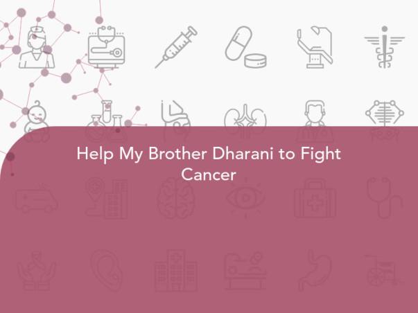 Support BODASINGU DHARANI KUMAR fight/recover from Acute myelomonocytic leukemia