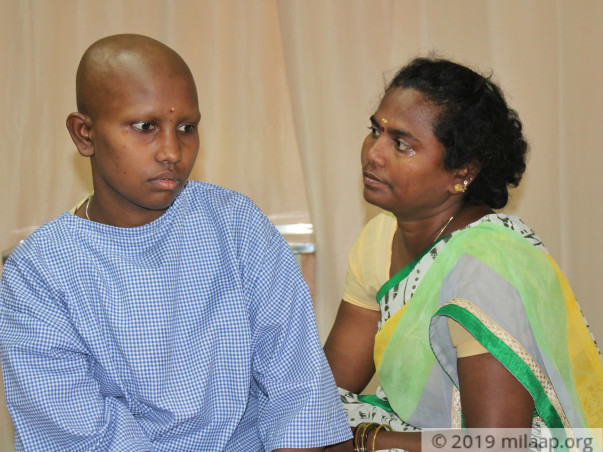 Widowed Mother Struggles Alone To Save Her Daughter's Life