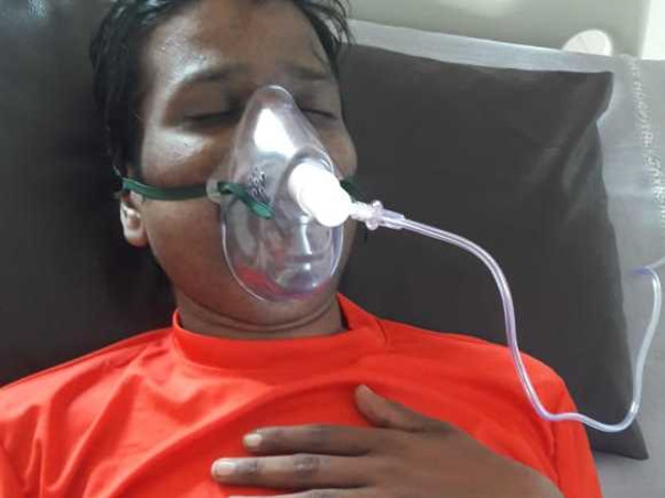 34 Years Old Need Your Urgent Help To Undergo Liver Transplant