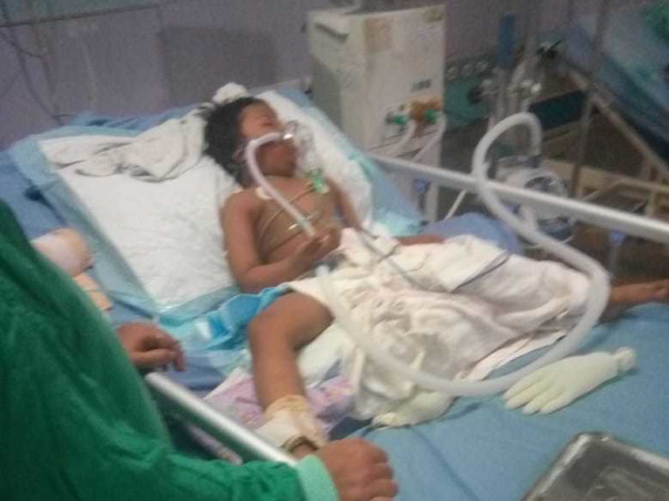 This 5 Years Old Needs Your Urgent Support In Fighting Pneumonia