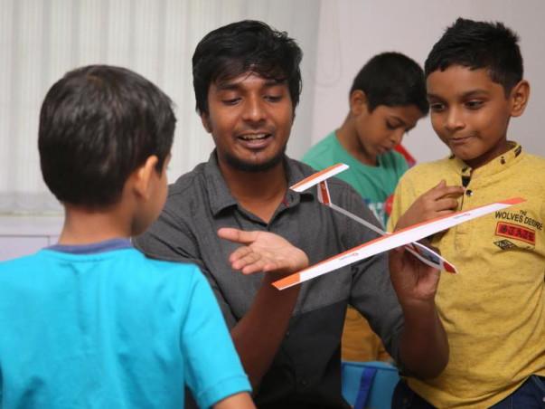 Help Kids To Reach Their Dreams