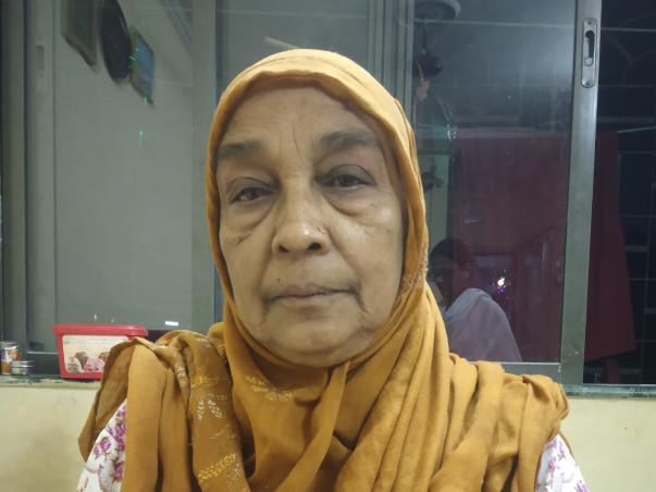 Help My Nani Ayesha Khan Recover