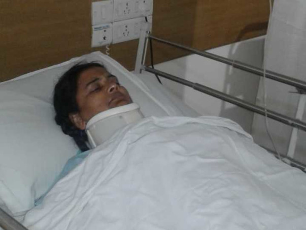 Support Mamtaz Begum Recover From Sinusitis