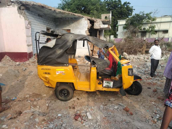 Support Purushotham Babu Recover From Road Traffic Accident