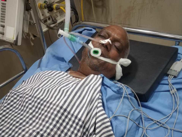 Help Kalyan Yadav Fight Stroke And Recover From Paralysis