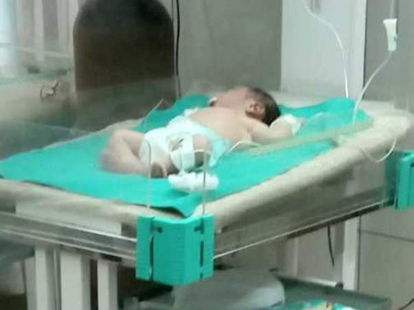 1 Day Old Baby Of Hina Needs Your Help To Fight Breathing Problem