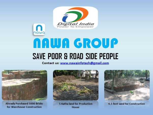 Help Me To Empower The Underprivileged People In Rural Area
