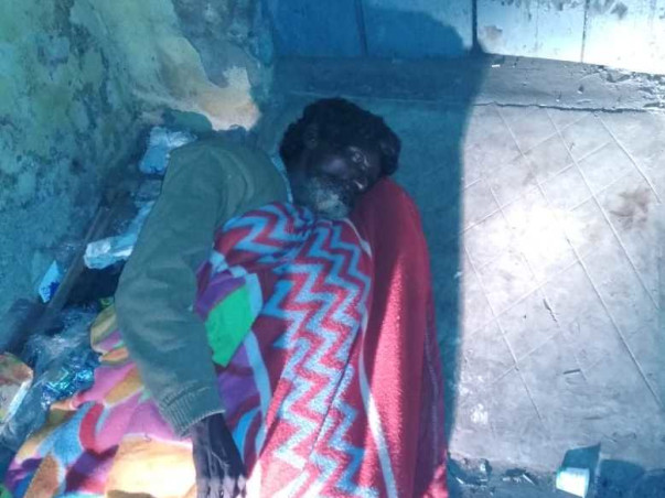 Help poor to survive the cold of winter