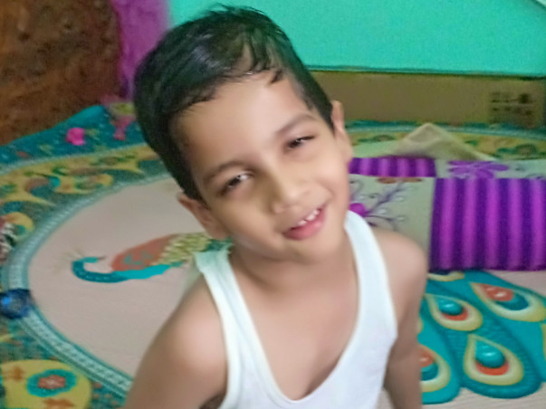 Help fight Nabeel from Heart Surgery