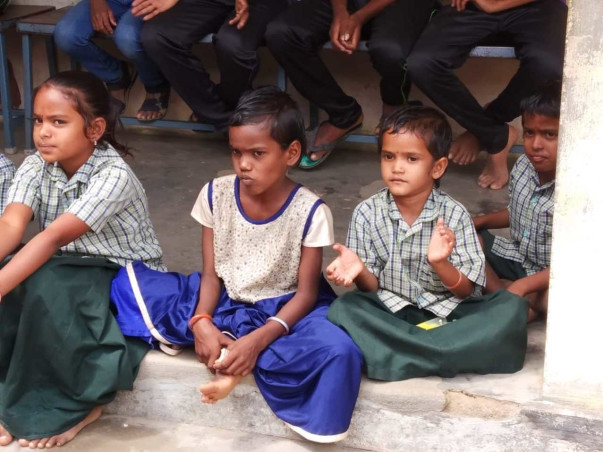 Urgent need of Library facility in Tribal villages