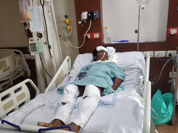 Help 20 Years Old Vayuluru Surya Recover From Traumatic Brain Injury