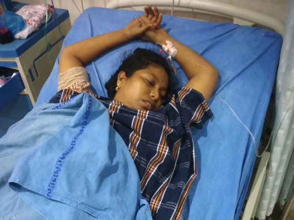 Support Amrin Recover From Thalassemia And Sickle Cell Anemia
