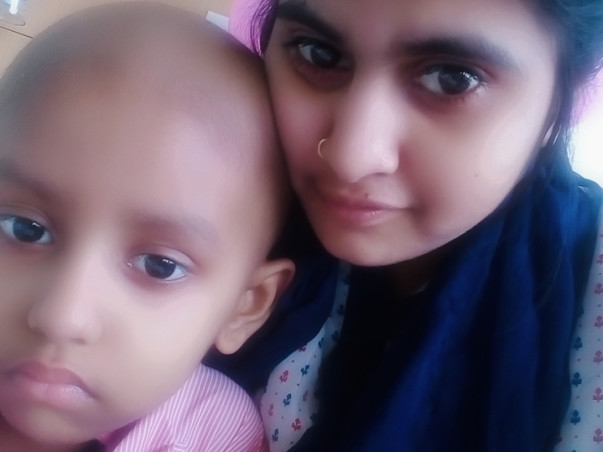 Help My Daughter Fight Leukemia